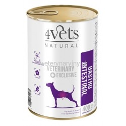 4VETS NATURAL - GASTRO INTESTINAL NEW DOG 400 G