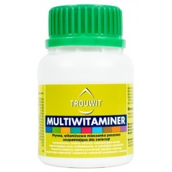 Trouw TROUWIT MULTIWITAMINER 100 ML